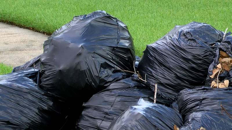 Some Donaldsonville residents have been waiting two weeks for their garbage to be picked up.