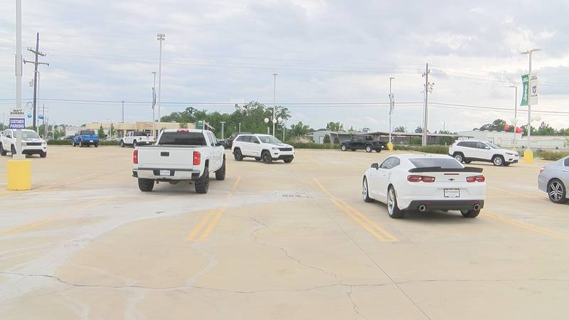 The Capitol Region sees impact on car shortages due to the pandemic and flooding