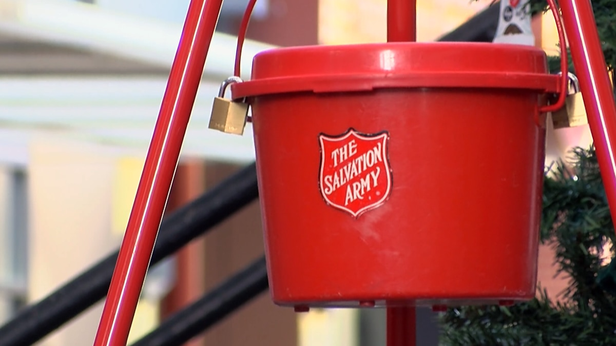 The Louisville Salvation Army is asking for last-minute donors to help fill Red Kettles for the...