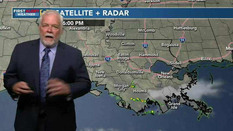 First Alert Weather 9News at 6 Friday, Oct. 22