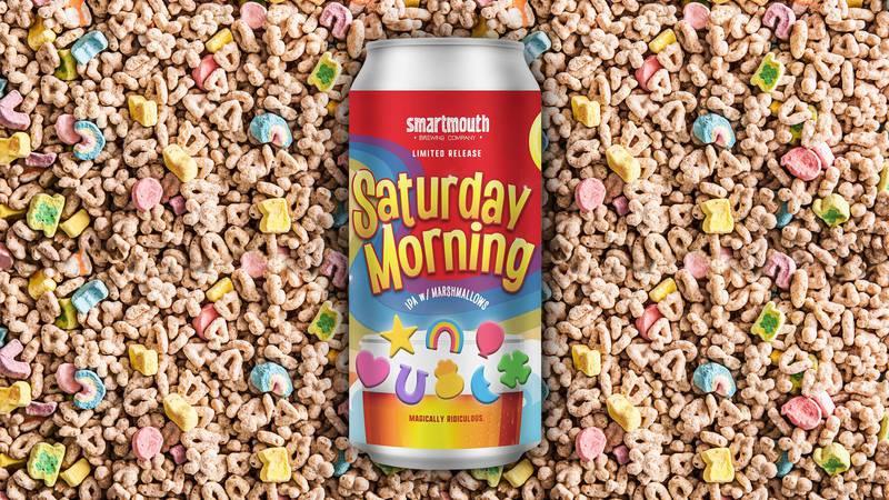 Smartmouth Beer is releasing a special cereal-inspired beer. (Source: Smartmouth Beer/Facebook)