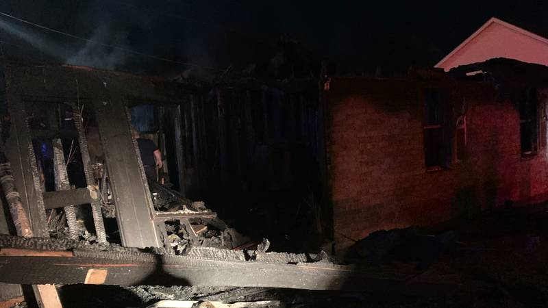 A woman was found dead inside her burned home in Batchelor in Pointe Coupee Parish on Friday,...
