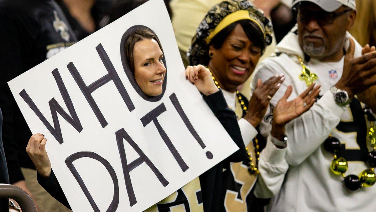 Saints host the Vikings  New Orleans Superdome Jan. 5, 2020