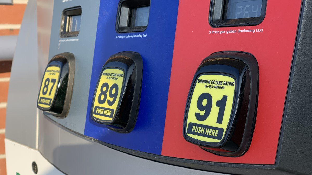 Nationwide, the highest average price for regular-grade gas is in the San Francisco Bay Area,...