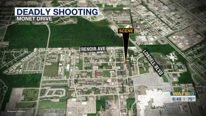 One dead in overnight shooting on Monet Drive