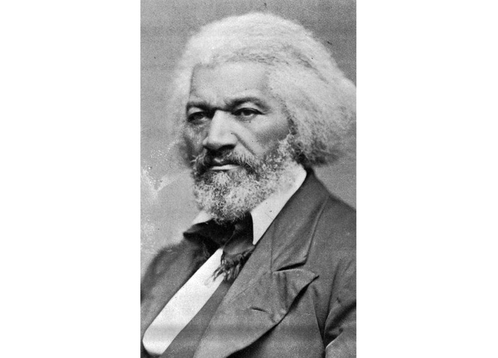 FILE - This undated file image shows African-American social reformer, abolitionist and writer...