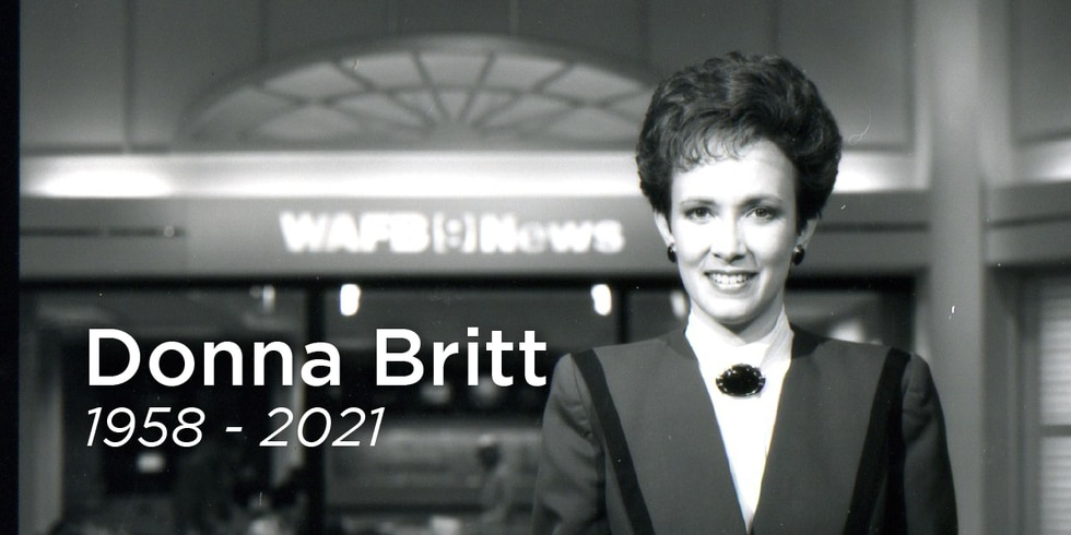 Beloved WAFB-TV anchor Donna Britt, who spent her entire 38-year career at WAFB, passed away...