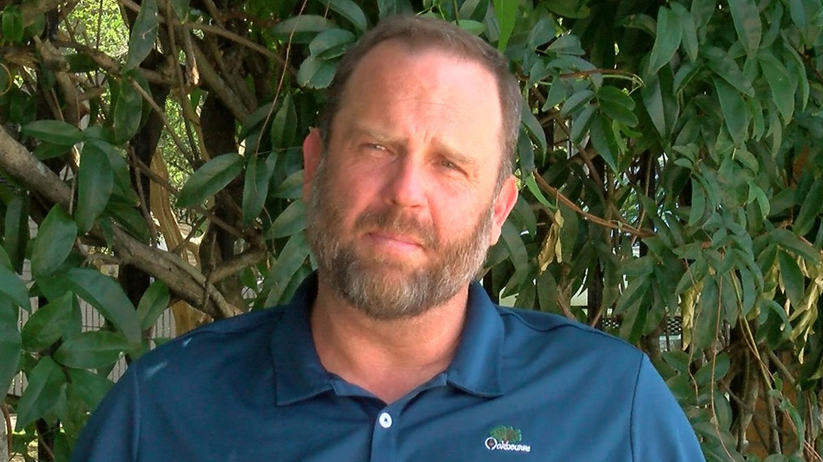 Former LSU quarterback Jamie Howard