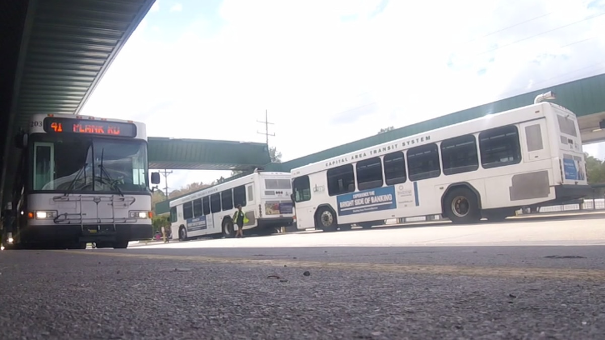 The Capital Area Transit System has waived all fees until further notice in response to the...