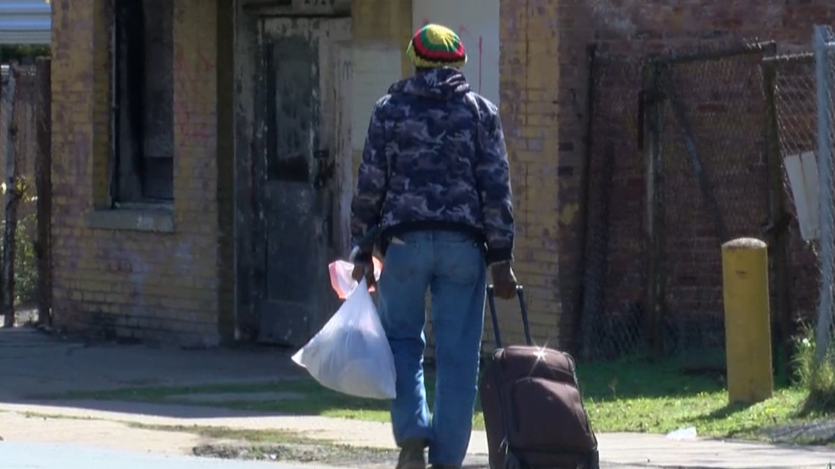 There's been a dramatic drop in the homeless population both in Shreveport and statewide.