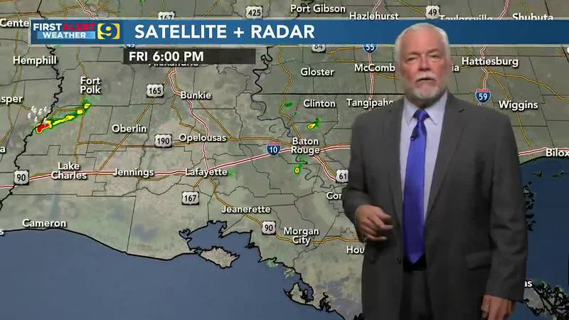 First Alert Weather 9News at 6 Friday, October 15