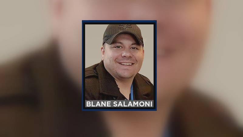 Officer Blane Salamoni shot and killed Alton Sterling on July 5, 2016.