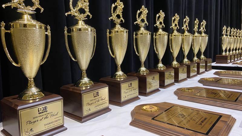 The 2019 Warrick Dunn Awards was held Wednesday, Jan. 15.