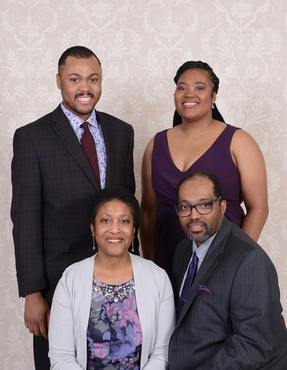 The Rogers Family (Photo provided by the family of Christopher John Rogers)