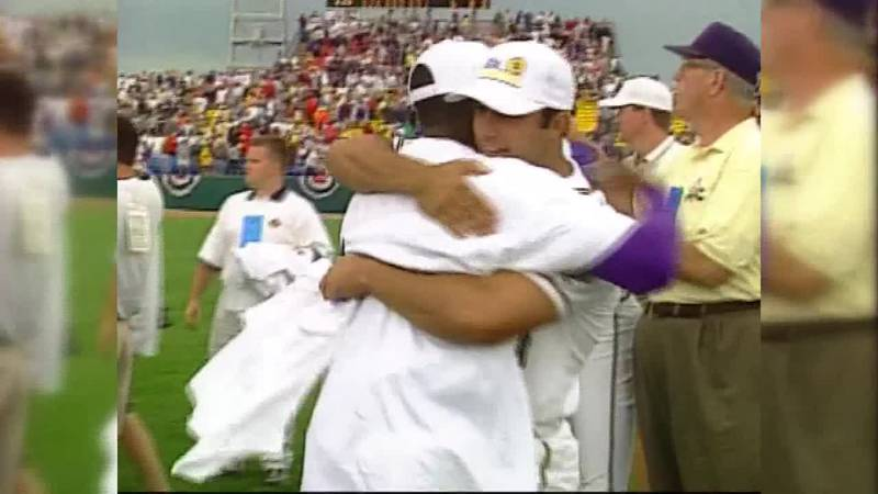 WAY BACK WEDNESDAY (6/17/2020) 2000 LSU Baseball Champs Preview on Wed., June 17