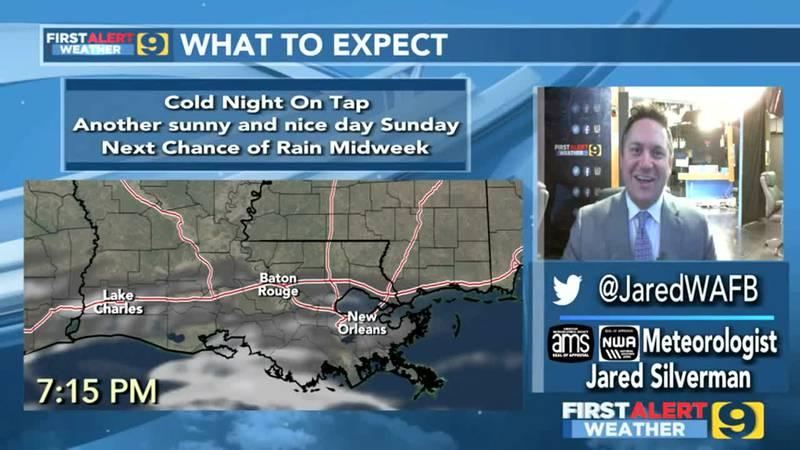 Alexa weather briefing October 16, 2021