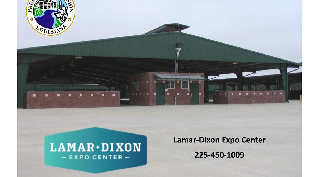 Lamar-Dixon Expo Center
