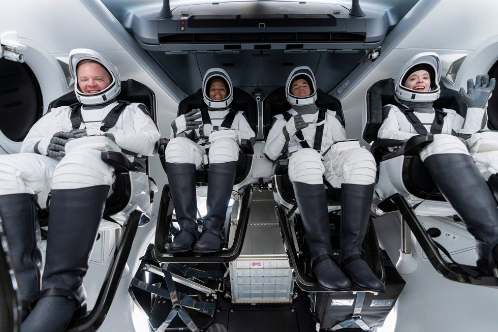 Louisiana native, crew members prepare to return from orbit after historic space mission