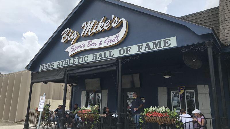 Big MIke's Sports Bar & Grill in Denham Springs