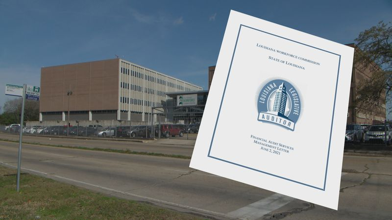 LWC Secretary fires back against audit showing employees got double paychecks.