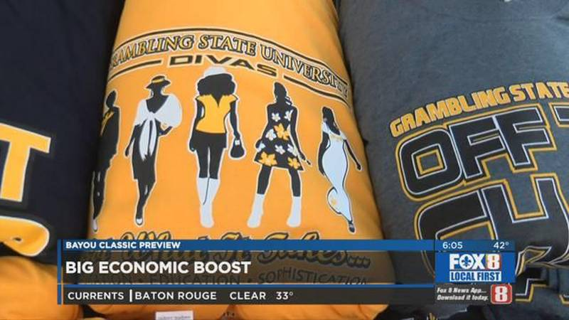 GF Default - Bayou Classic events kick off in the Big Easy