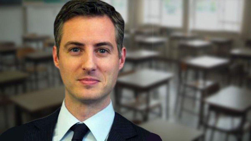 John White, Louisiana's new State Superintendent of Education