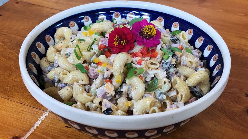 Perfect Picnic Macaroni Salad
