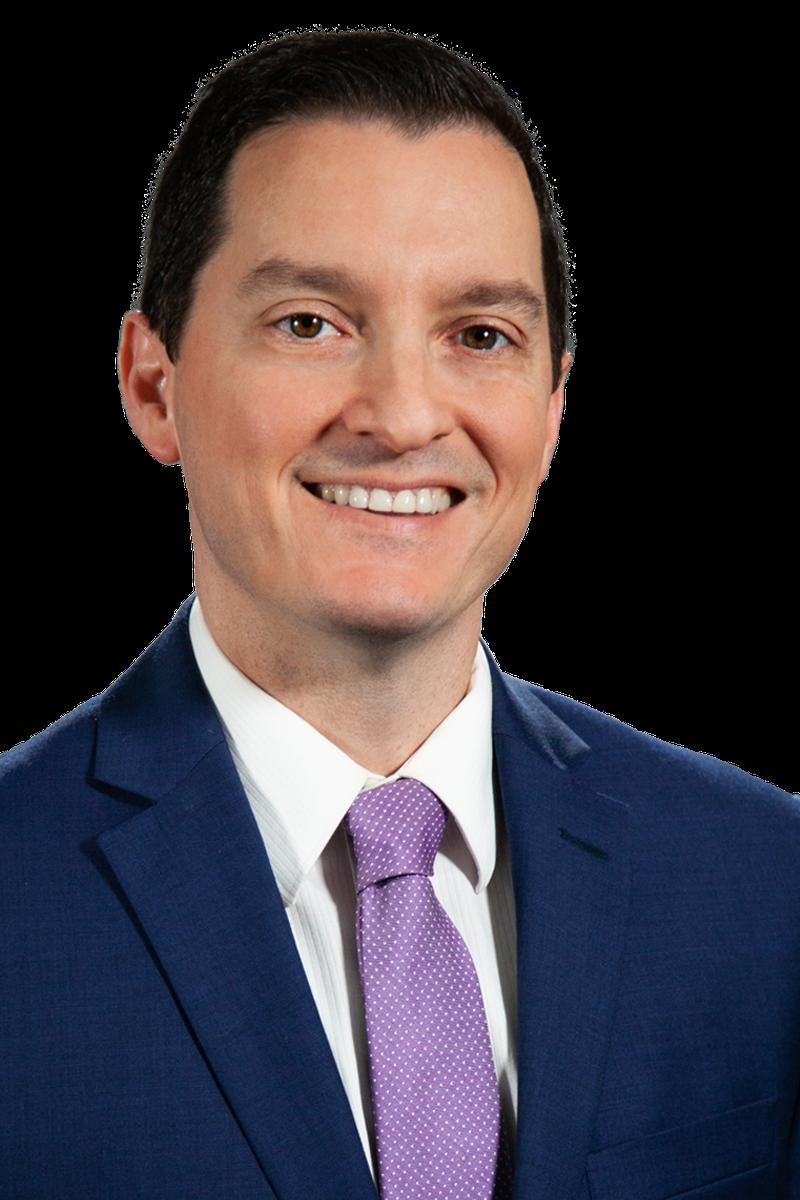 Headshot of Steve Caparotta, Meteorologist