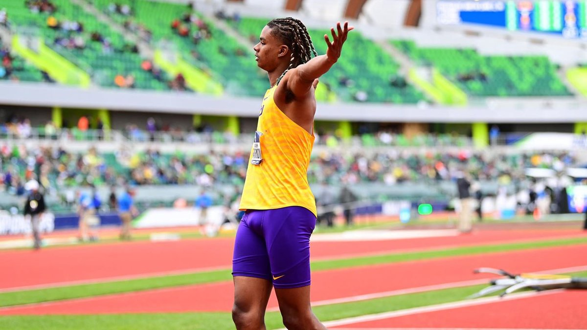 LSU men's track & field wins their fifth NCAA Outdoor Championships.