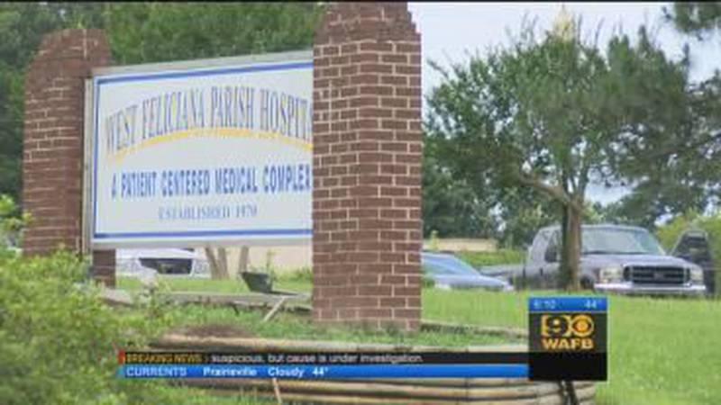 Leaders ready to break ground on new West Feliciana Parish Hospital