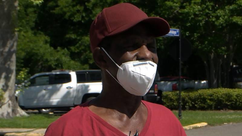 Izell Richardson, Jr. is furious at how he says Port Allen officer Nolan Dehon, III treated him...