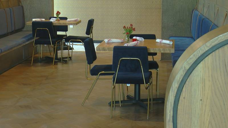 Owner of Rouj Creole on Bluebonnet Boulevard says they disinfect every 30 minutes and have...