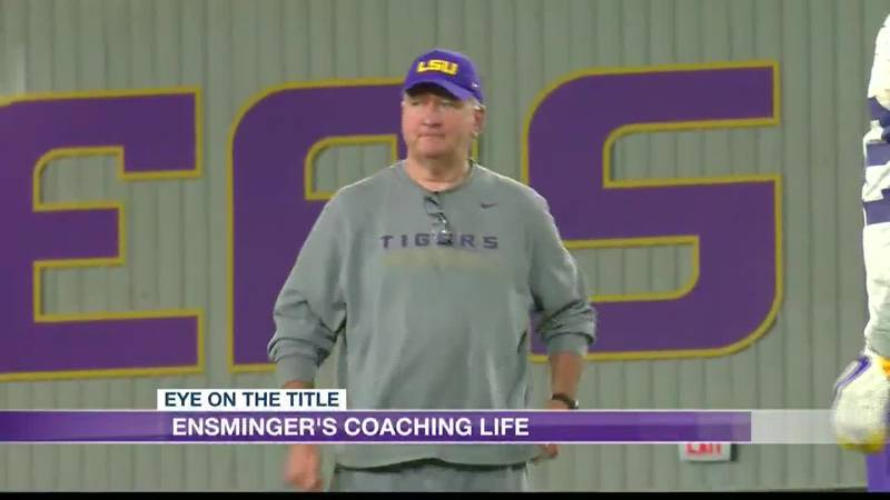 THROWBACK SPECIAL: Preview of 9Sports Throwback for LSU-Clemson Preview