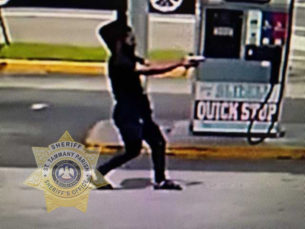 Deputies are searching for Millionaire Forever Devine Route in connection with a shooting at a...