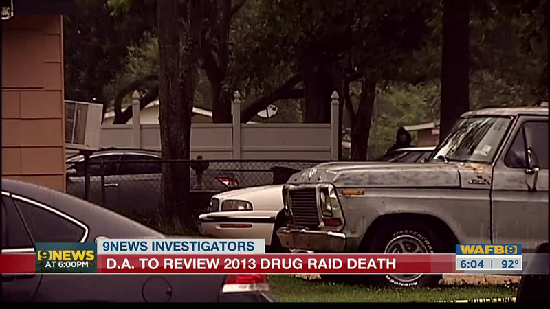 District Attorney Hillar Moore said his office will review Dontrunner Robinson's death during a...