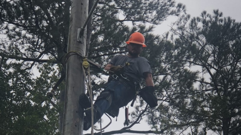 Power restored to parts of Killian, residents still rallying to support others after Ida