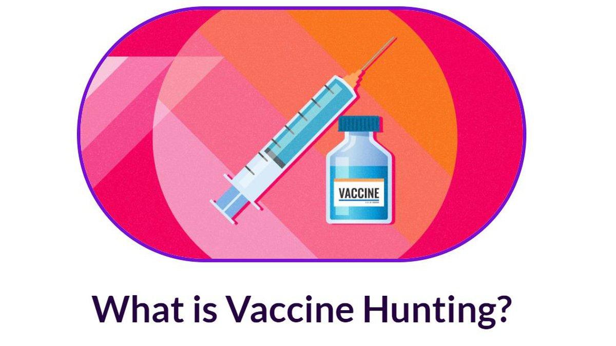 vaccine hunting