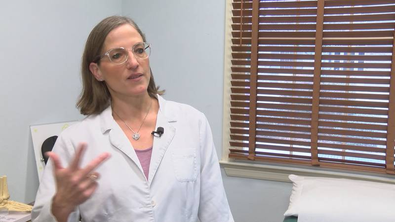 Dr. Meredith Warner, an orthopedic surgeon, believes in the power of some natural medicines.
