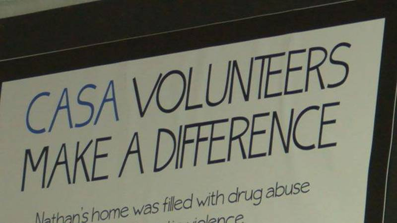 CASA calls for more volunteers to help at-risk children in Baton Rouge