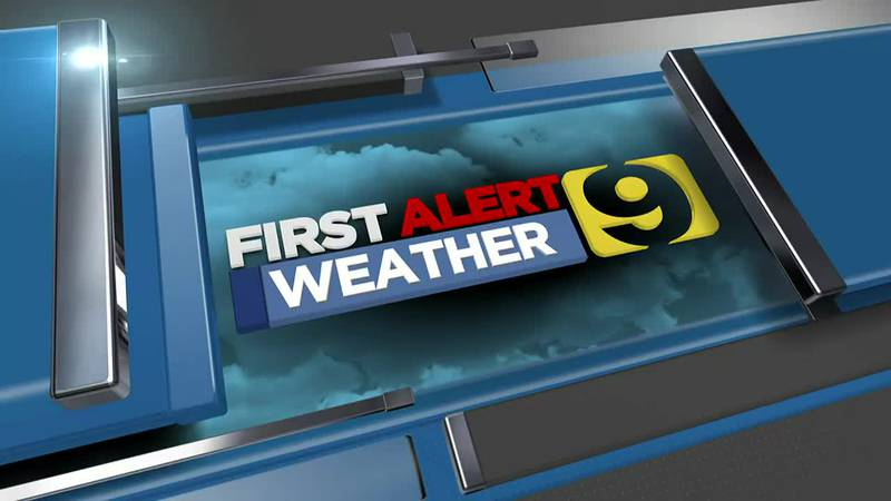 WAFB 9News at 4: First Alert Weather Tuesday, July 27