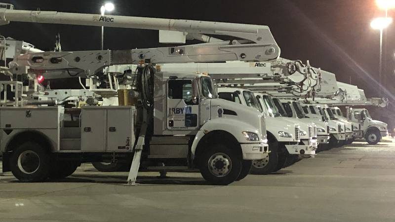 Entergy is preparing for the potential impact Hurricane Laura could have on the state.