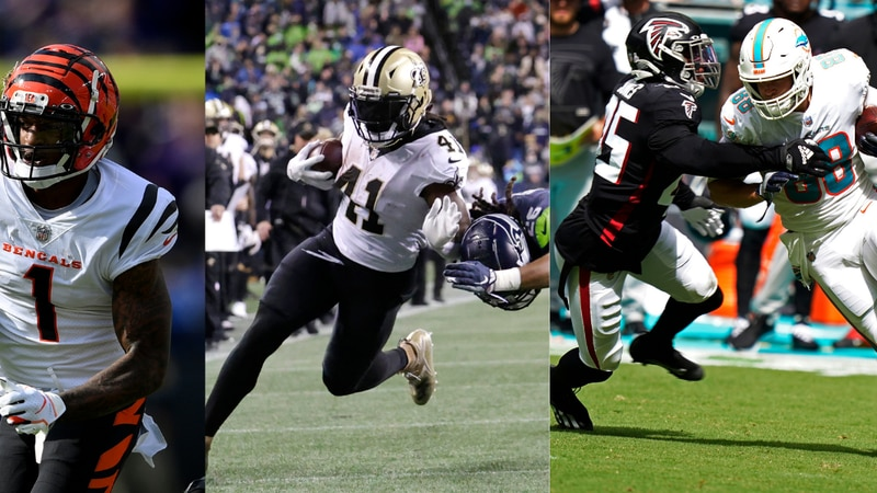 NFL players with Louisiana ties win NFL honors for Week 7 performances.