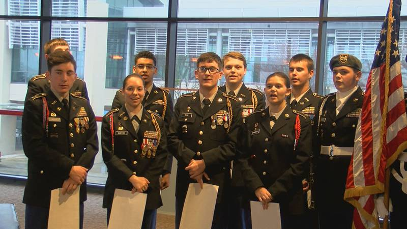 The Zachary High School Jr. ROTC is heading to France for the 75th anniversary of D-Day.