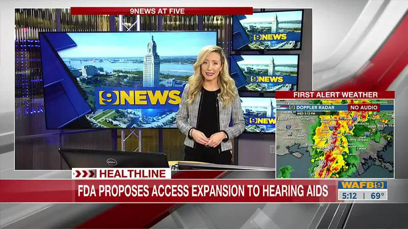 Healthline: Access to hearing aids