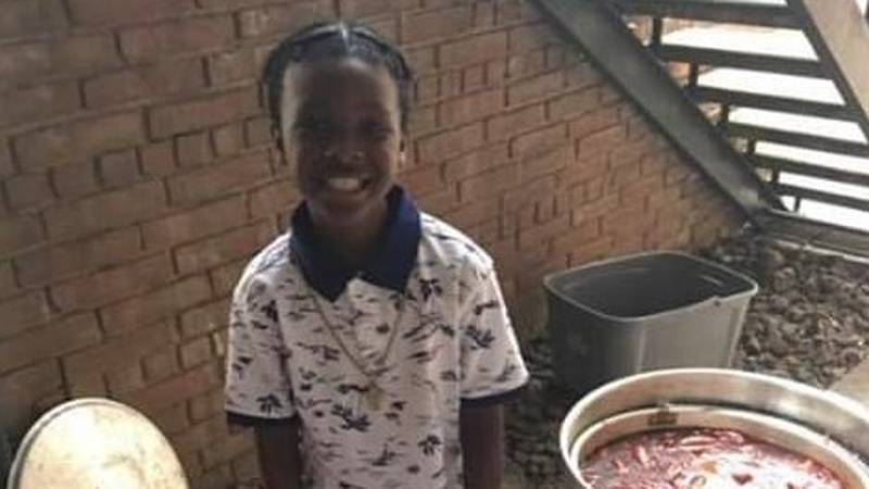 9-year-old killed in triple shooting.