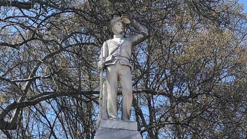 Ole Miss moving forward with plans to relocate Confederate monument