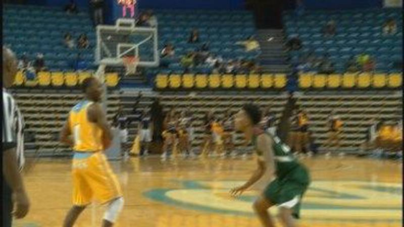 Southern drubs Mississippi Valley State, 97-64