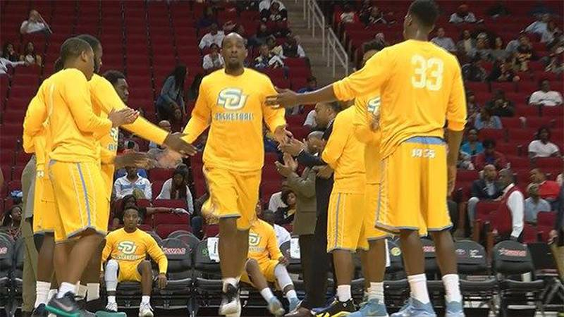 Southern Jaguars back on road, headed to First Four of NCAA Tourney