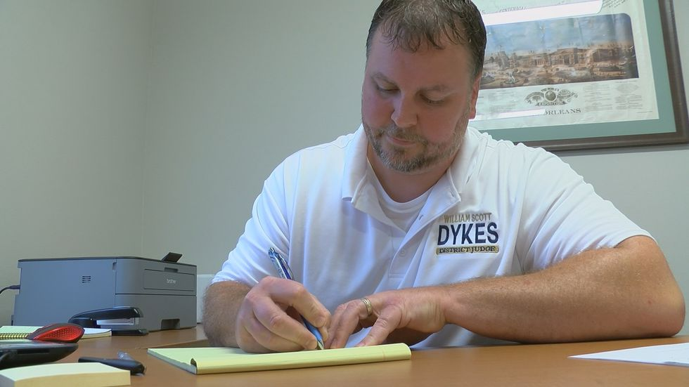 William Dykes has served as a public defender in the 21st JDC for the last 13 years. He said...