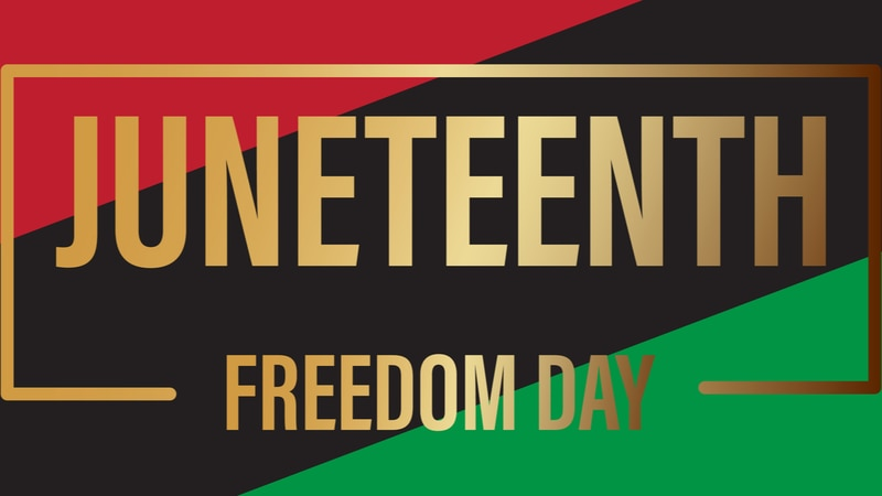 Bill to declare Juneteenth as a Louisiana state holiday advances to Senate.